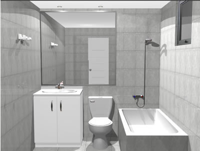 Bathroom 3d Model bathroom 3d max model for 3d studio max • designscad