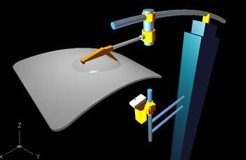 3d Wall Lamp Dwg : Street Light Lamp Post 3D DWG Model for AutoCAD DesignsCAD