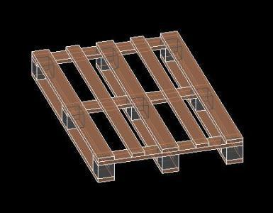 palette 3d dwg model for autocad designs cad. Black Bedroom Furniture Sets. Home Design Ideas