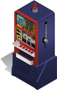 Casino Slot Machine 3d Dwg Model For Autocad Designs Cad
