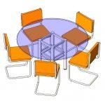 Table 3D RFA Model