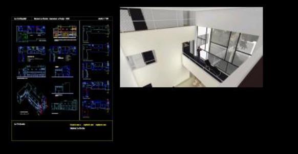 Pianta Camera Da Letto Dwg : Casa la roche jeanneret dwg section for autocad u2022 designs cad