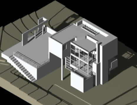 House 3d Dwg Full Project For Autocad Designs Cad