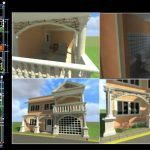 Residential Property DWG Full Project for AutoCAD