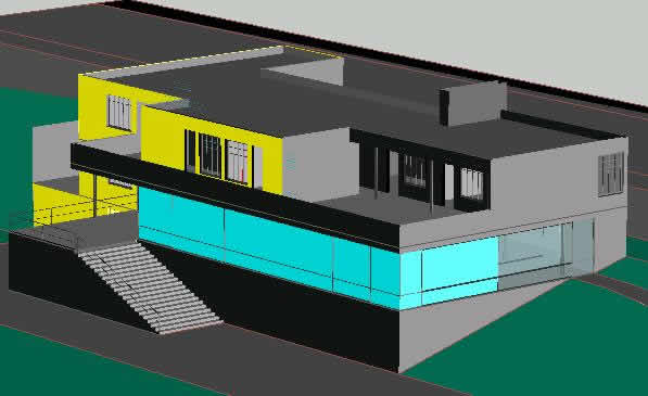 Electrical Drawing In House