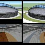 Coliseum 3D SKP Model for SketchUp