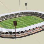 Estadio General Santander; Cucuta – 3D SKP Model for SketchUp