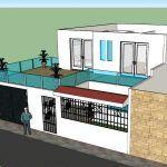 House 3D SKP Model for SketchUp