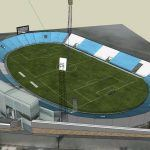 Stadium 3D SKP Model for SketchUp