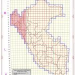 Topographic Sheets Of Peru PDF (Document)
