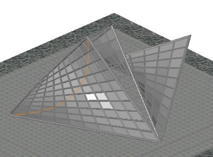 Celosia Hyperbolic Paraboloid Surface Active 3d Dwg