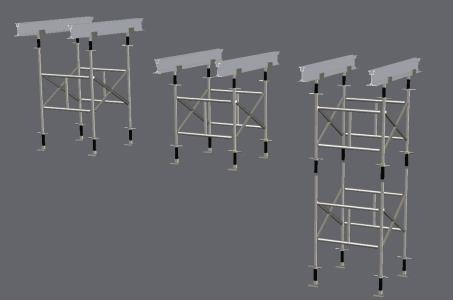 Scaffold Dwg Block For Autocad Designs Cad