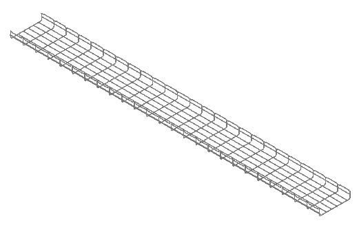 steel cable tray power and voice dwg block for autocad  u2013 designs cad
