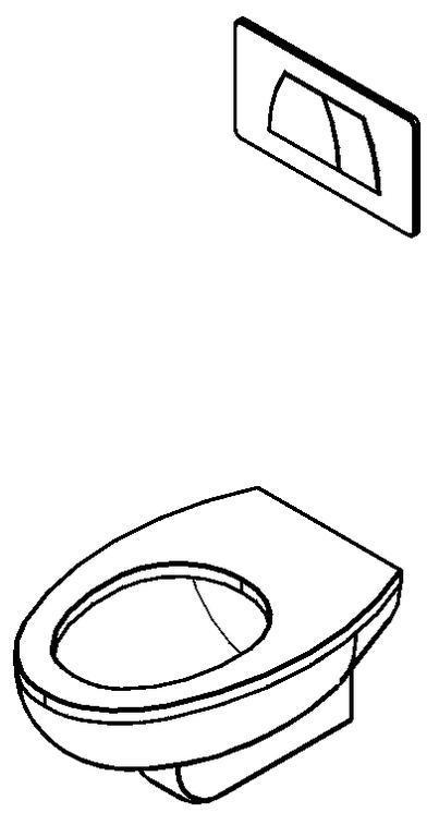 toilet 3d dwg model for autocad  u2022 designs cad