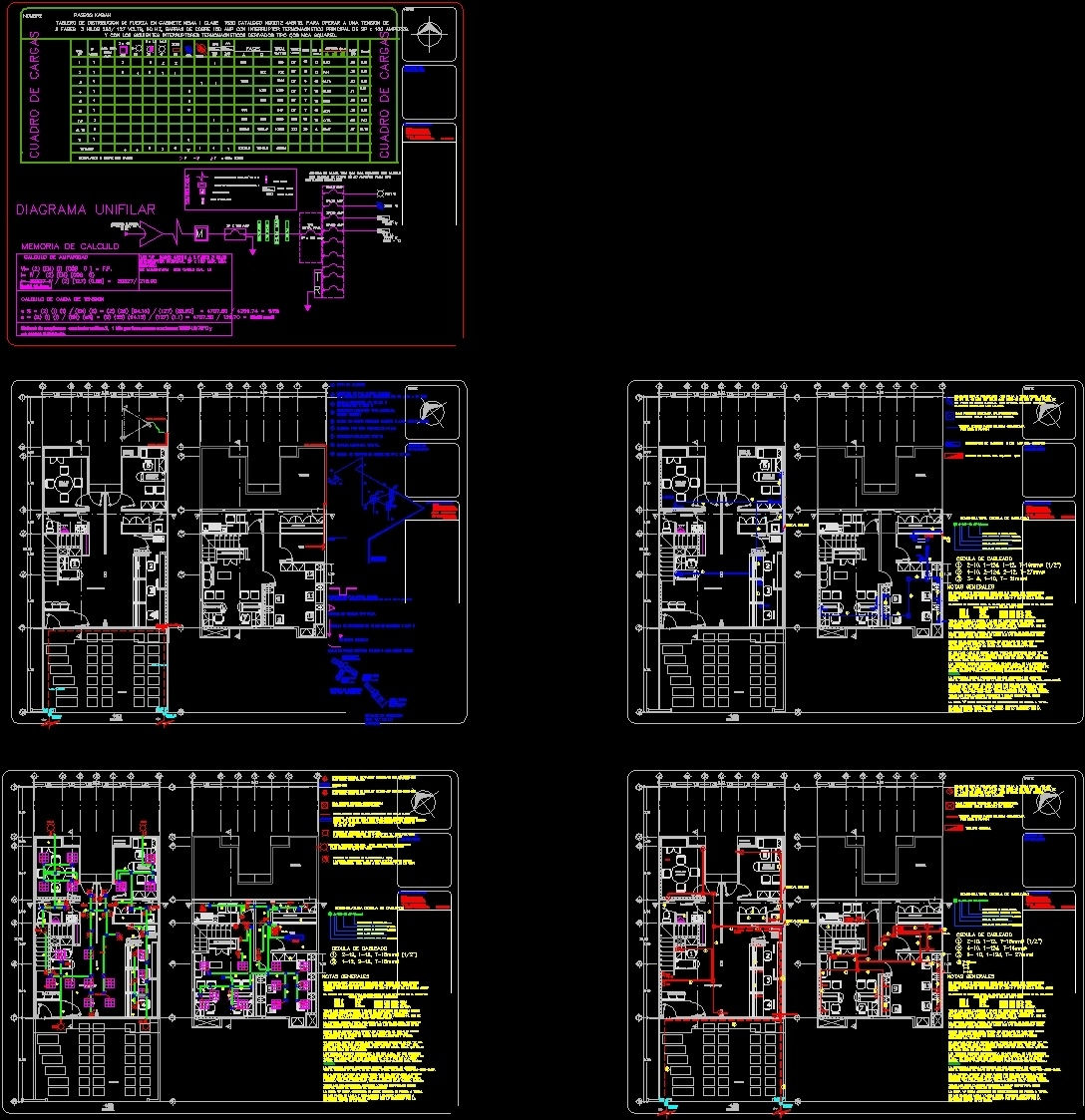 Condo DWG Section For AutoCAD • DesignsCAD