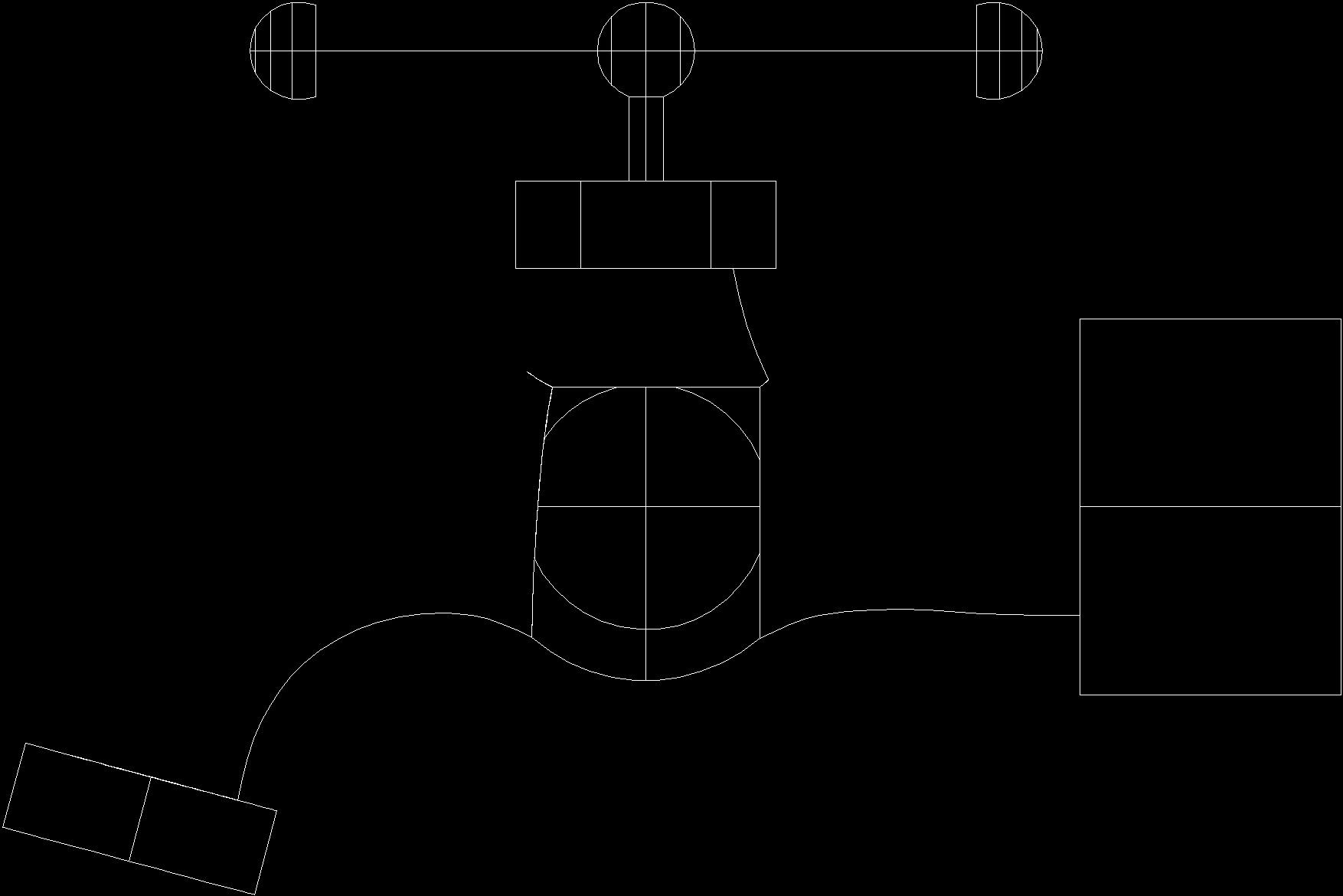 faucet dwg block for autocad  u2022 designscad
