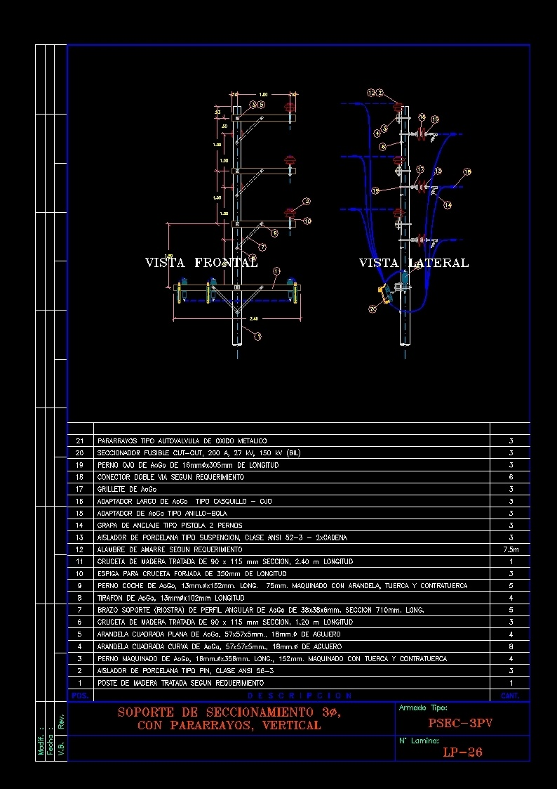 Grid Primary Electrical Network Dwg Detail For Autocad Designs Cad