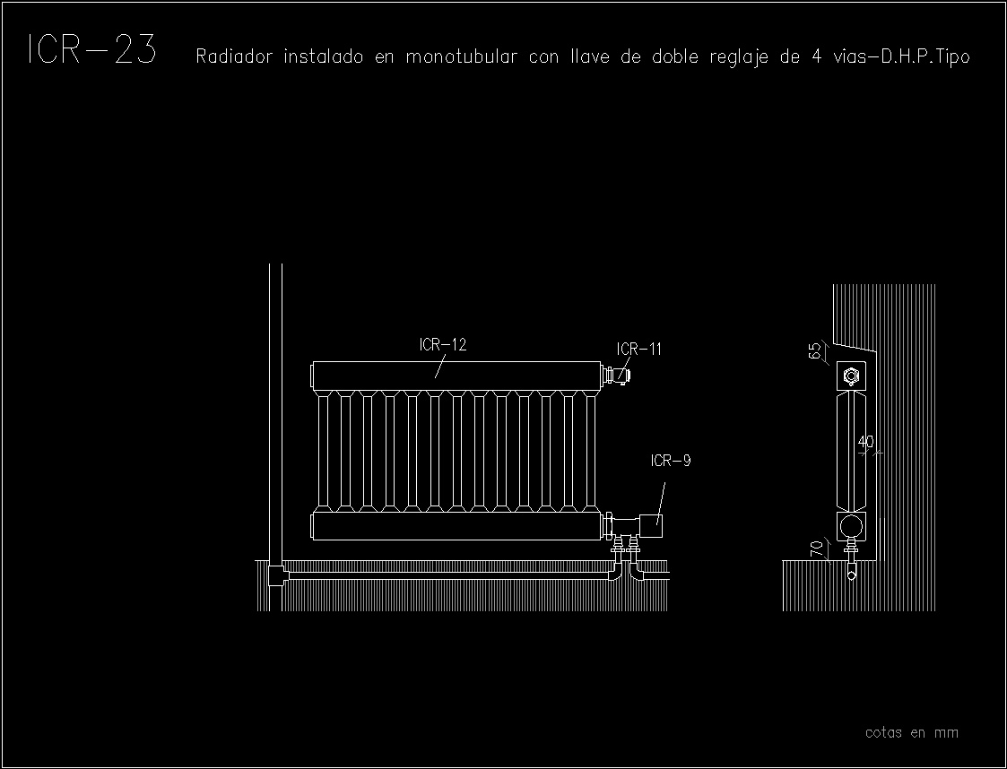 heating equipment details dwg detail for autocad  u2013 designs cad