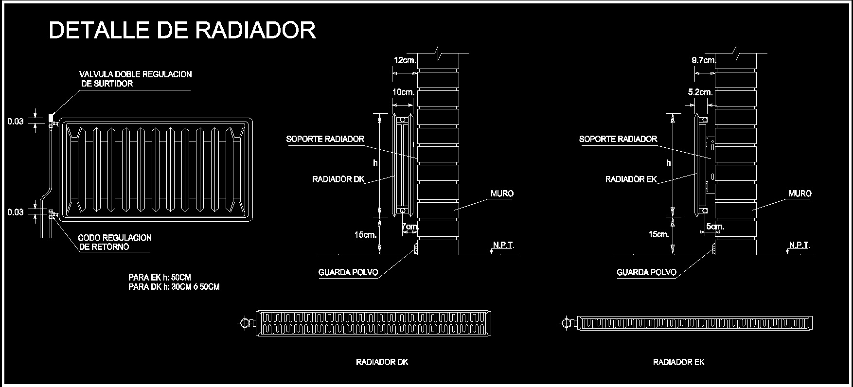 radiators details dwg detail for autocad  u2022 designs cad