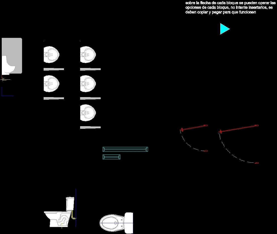 Salle De Bain Lumineuse Design ~ Dynamic Dwg Plan For Autocad Designs Cad