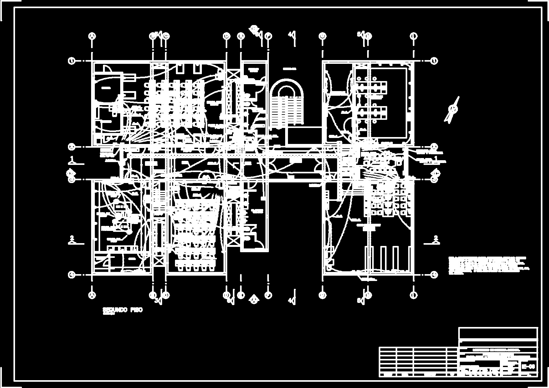 Electric Installation In Laboratory DWG Block for AutoCAD • Designs CAD