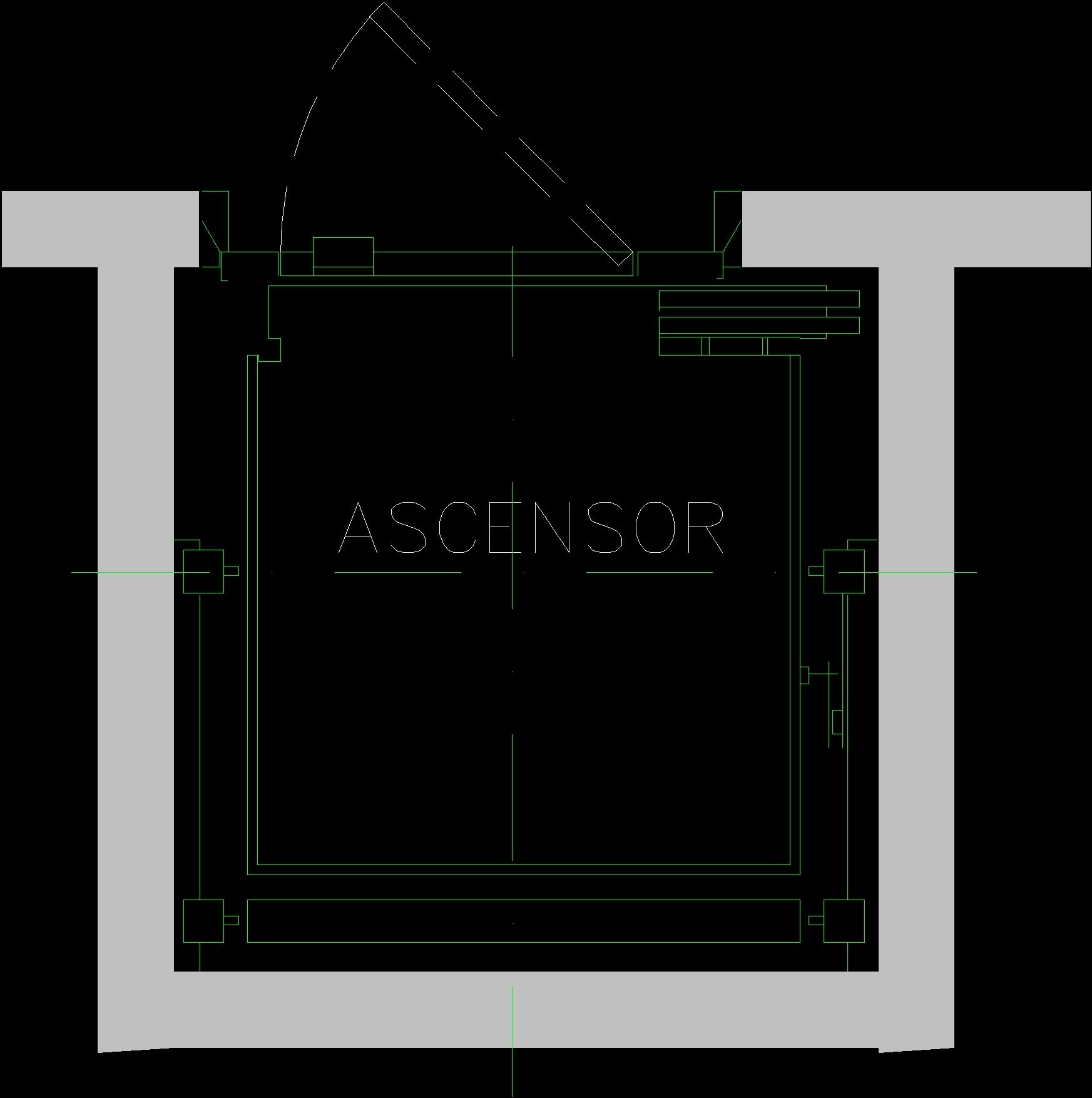 Elevator Dwg Block For Autocad Designs Cad