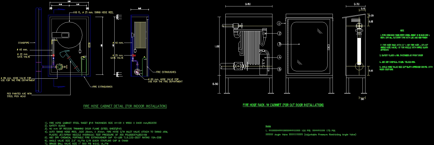 Fire Station Dwg Detail For Autocad Designs Cad