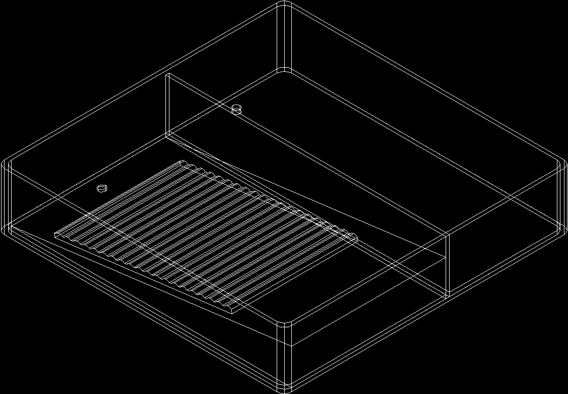 Laundry Laundry Sink 3d Dwg Model For Autocad Designs Cad