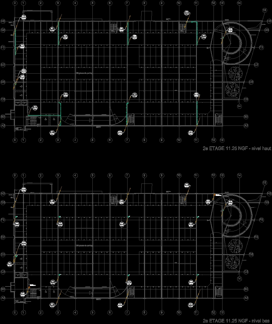 parking dwg block for autocad  u2013 designs cad