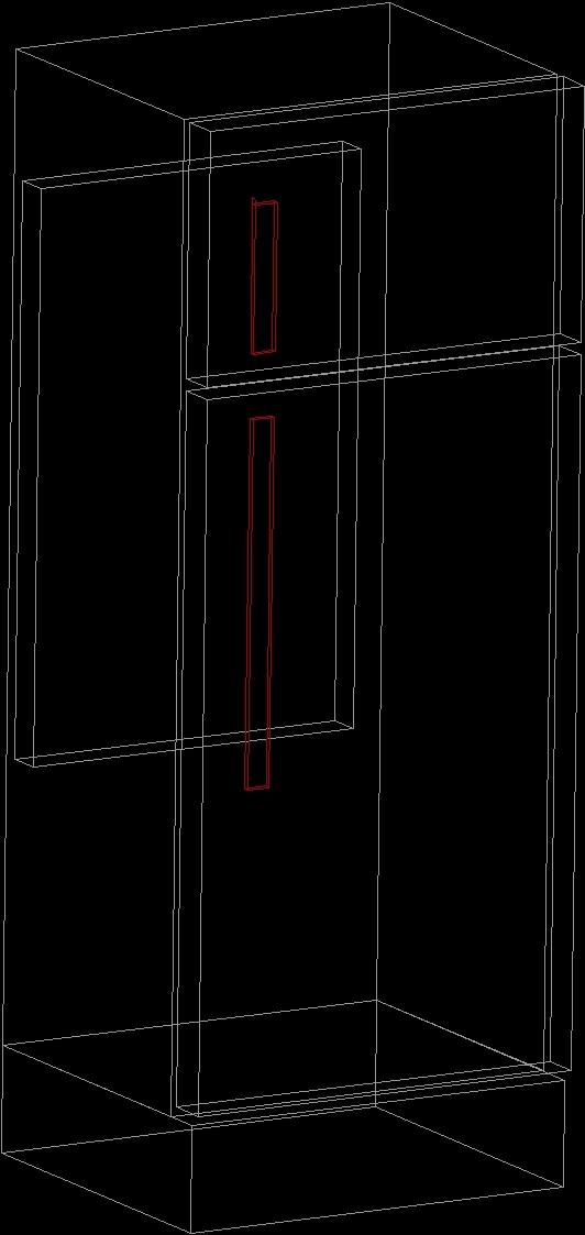 Refrigerator Kitchen Dwg Block For Autocad Designs Cad