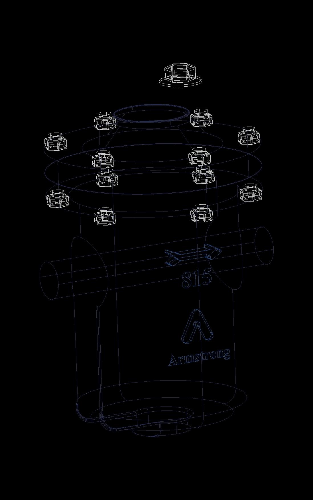 Steam Trap DWG Block for AutoCAD • Designs CAD