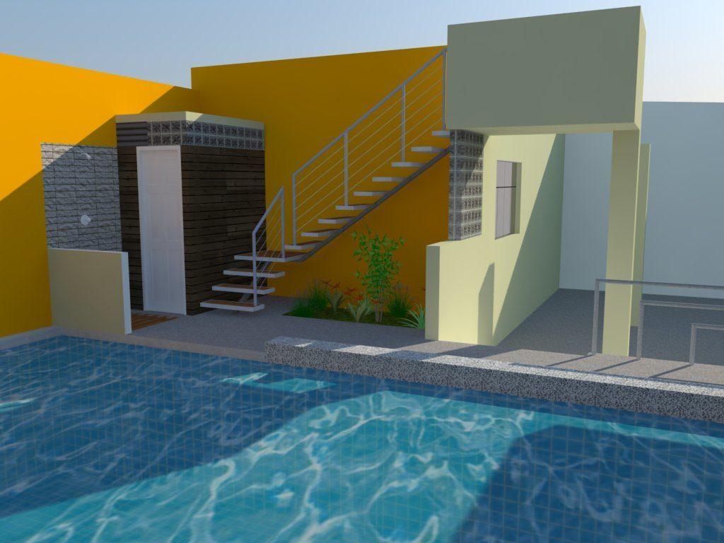Swimming pool la esperanza peru dwg full project for Swimming pool construction details ppt