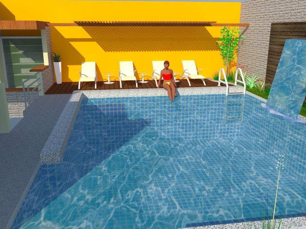 Swimming Pool La Esperanza Peru Dwg Full Project For Autocad Designs Cad