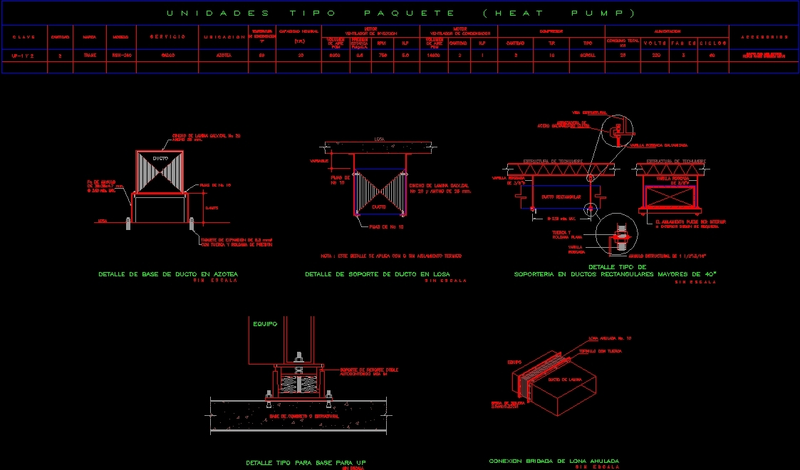 Air Conditioning Congress Hall Dwg Full Project For Autocad Designs Cad