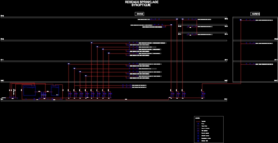 Commerces Dwg Plan For Autocad Designs Cad