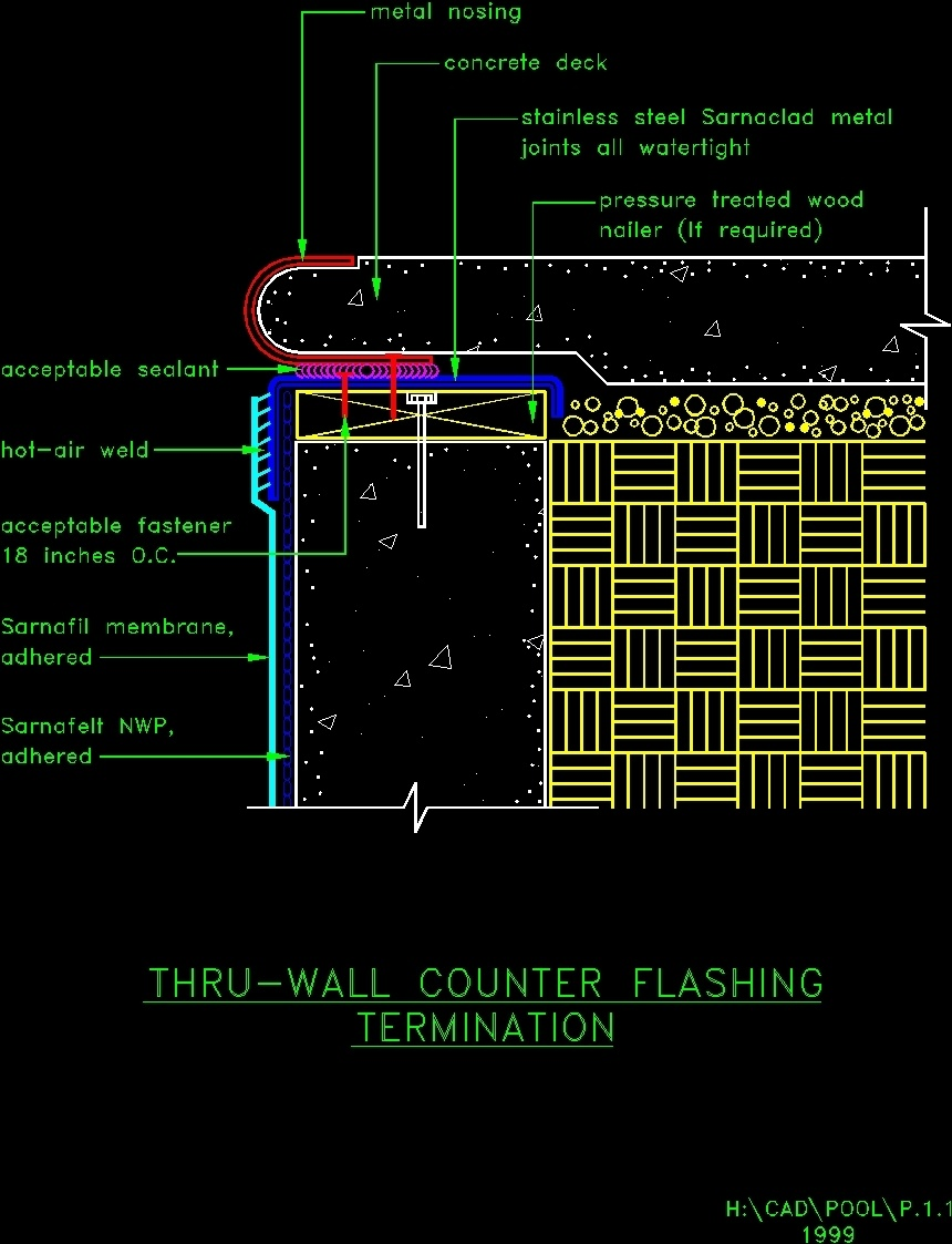 Details Of Swimming Pool Dwg Detail For Autocad Designs Cad