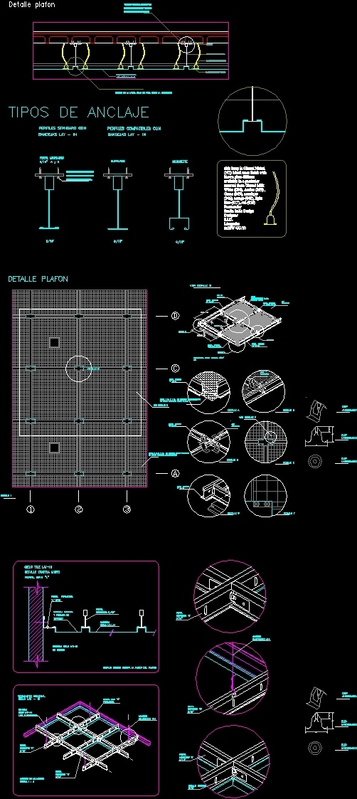 details ceiling dwg detail for autocad  u2022 designs cad