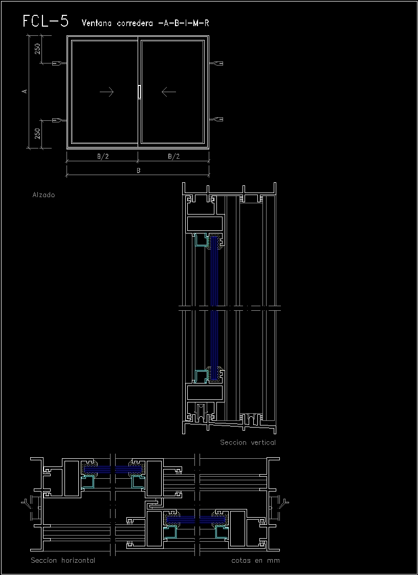 Doors And Windows Dwg Detail For Autocad Designs Cad