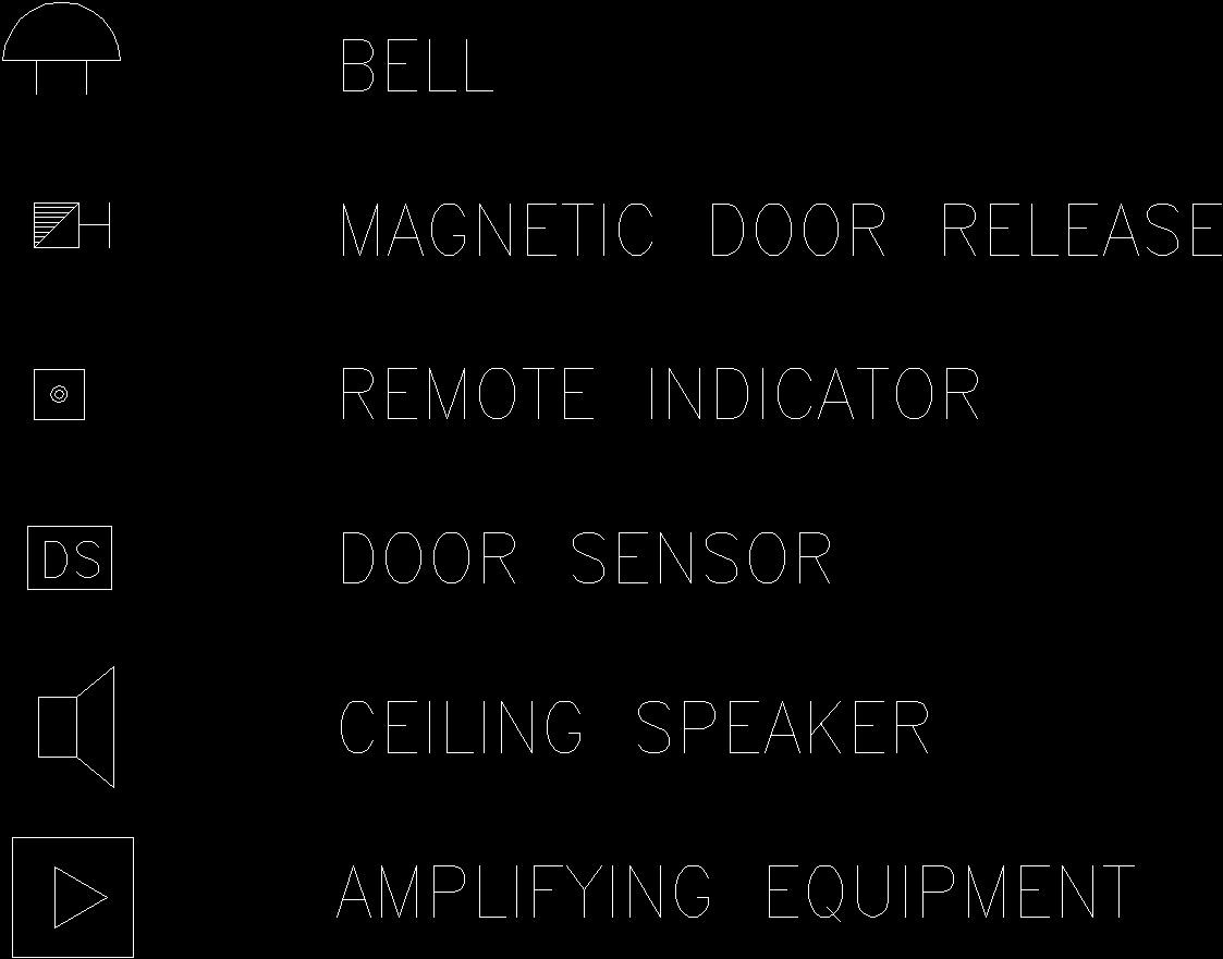 Electric Symbols 13 Dwg Block For Autocad Designs Cad