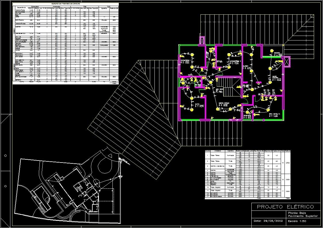 Wiring Diagram In Autocad Electrical Schematic Plan Dwg Block For Designs Cad Additional Screenshots