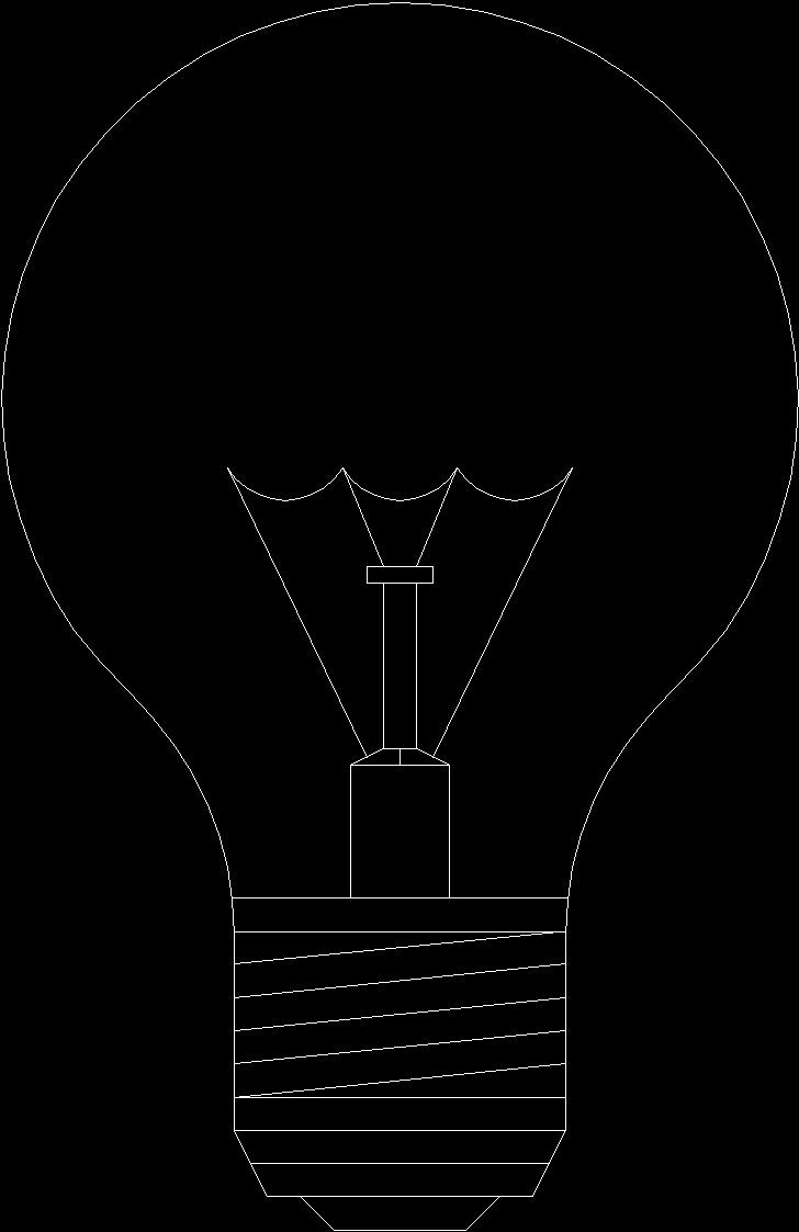 Light Focus DWG Block for AutoCAD bull Designs CAD