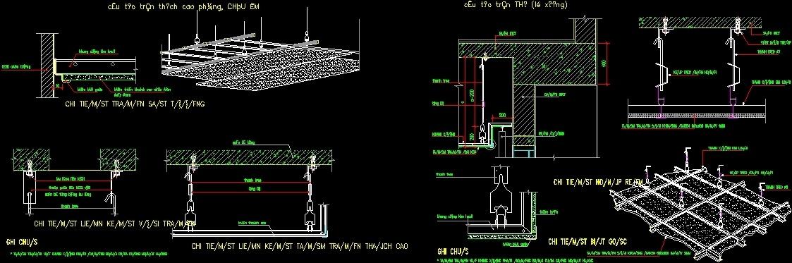 Plaster Ceiling Dwg Detail For Autocad Designs Cad