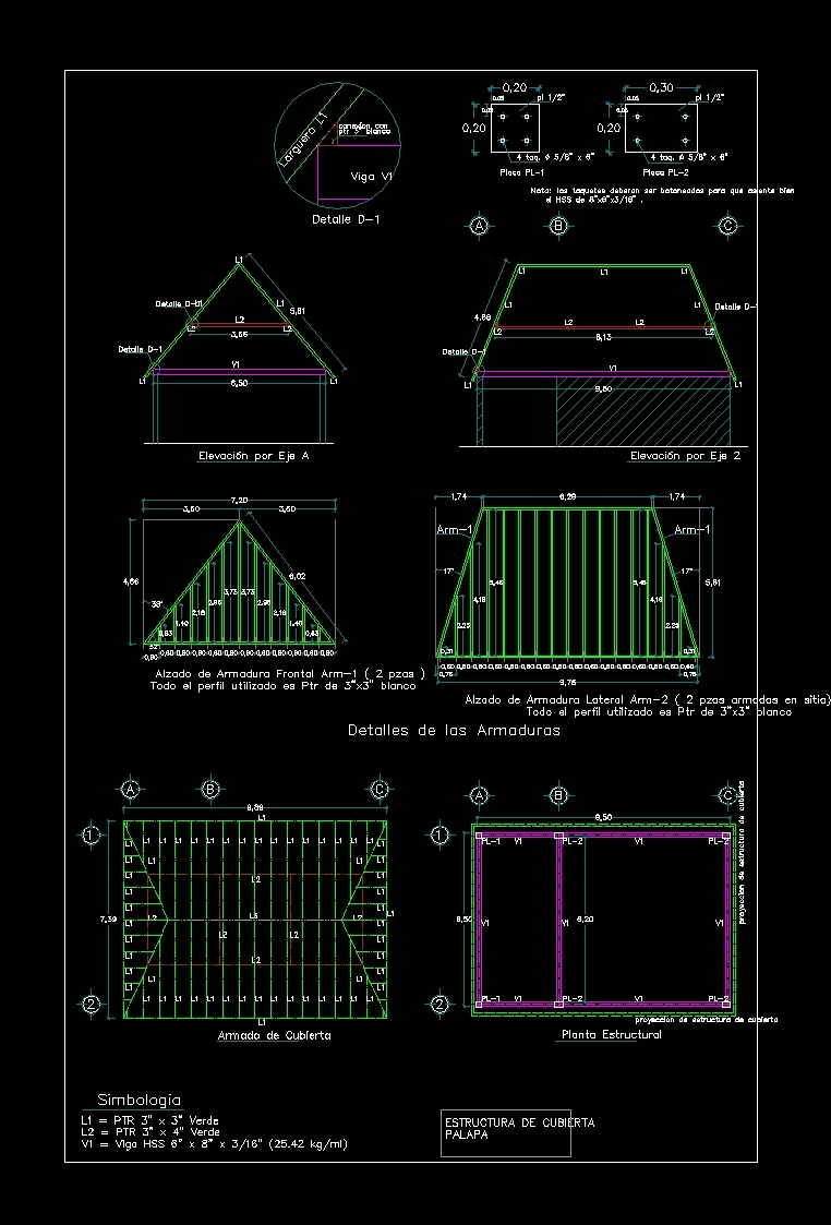 Thatched roof gazebo structure dwg block for autocad for Gazebo dwg