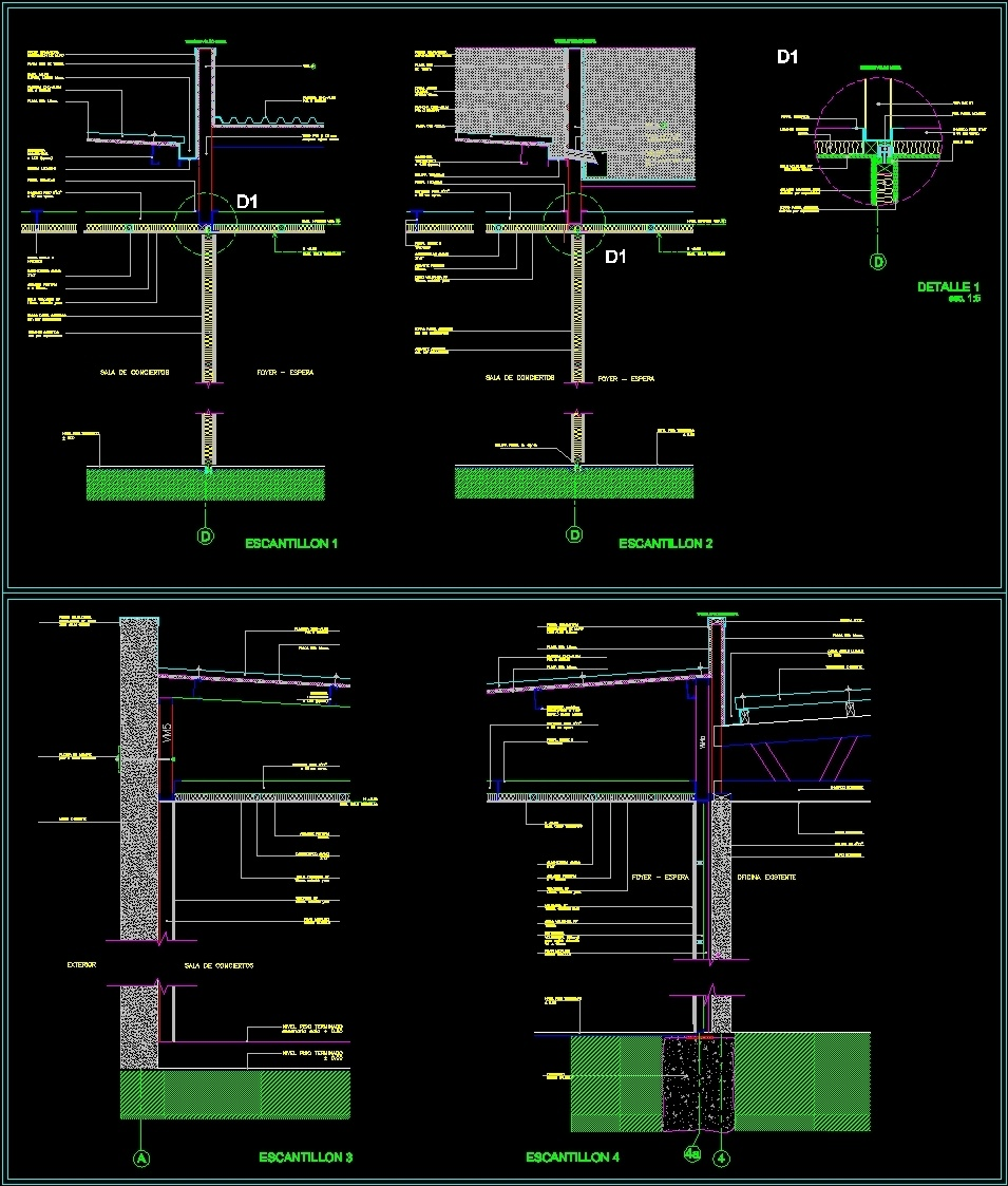 Hormann garage door cad details wageuzi for Porte 3d dwg