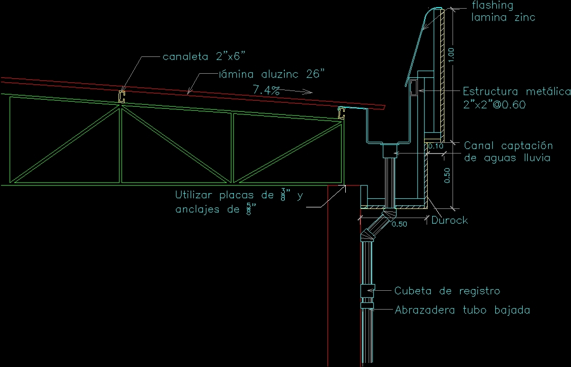 Surface Drainage Dwg Detail For Autocad Designs Cad