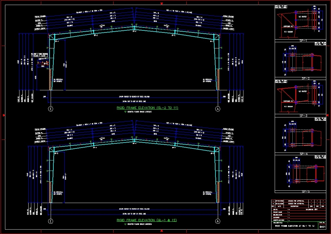 Autocad Peb DWG Detail for AutoCAD • Designs CAD