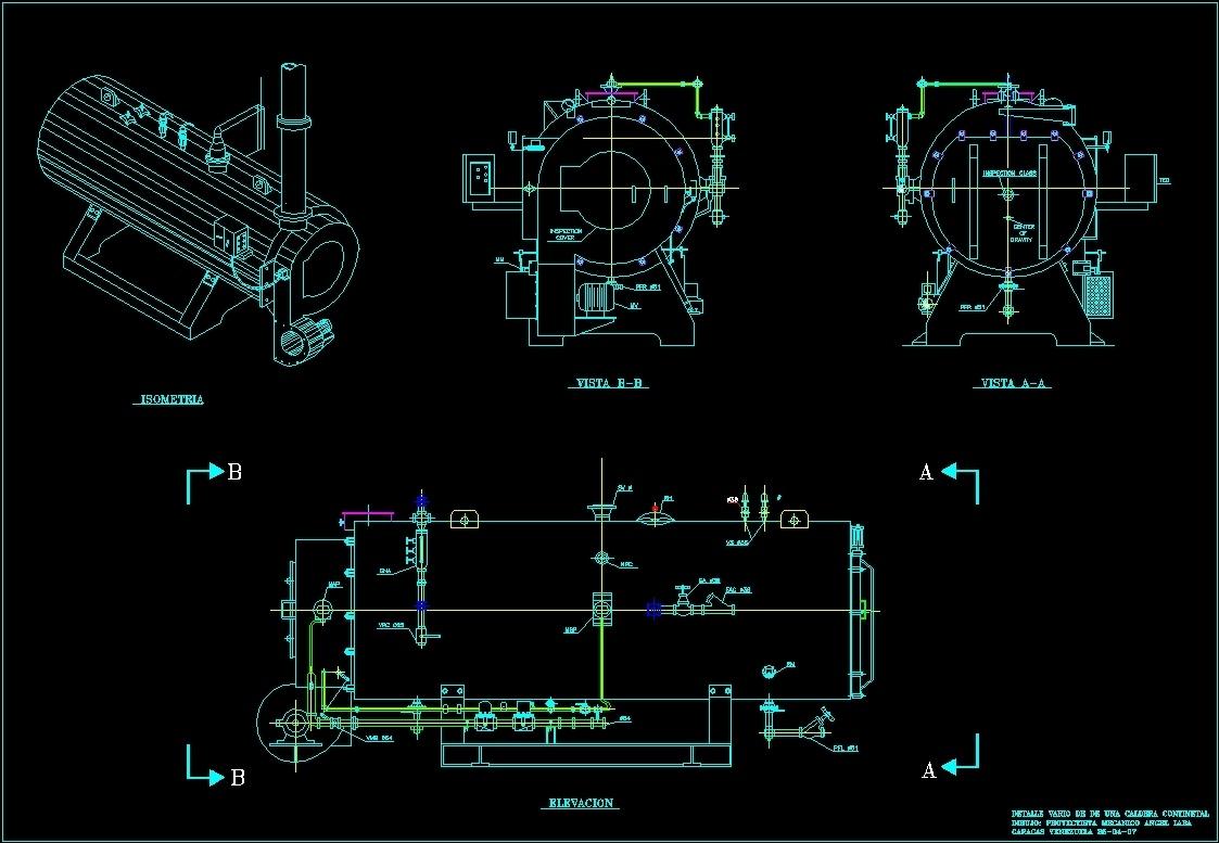 Caldera Dwg Block For Autocad Designs Cad
