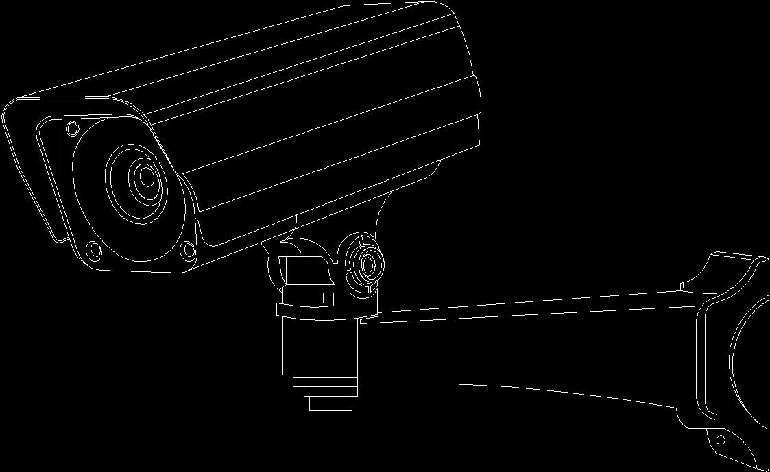 camera cctv dwg block for autocad designs cad
