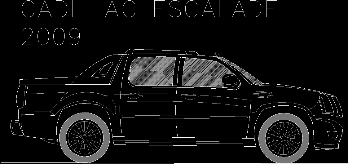 Cars F 2d Dwg Detail For Autocad Designs Cad