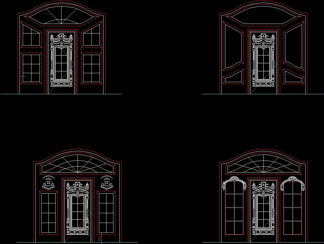 File Type dwg & Classic Doors DWG Block for AutoCAD u2022 Designs CAD
